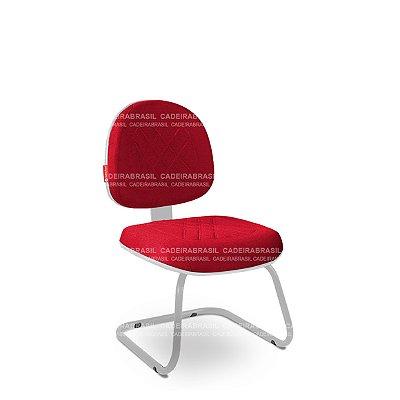 Cadeira Fixa Executiva Senna SNE89 Cadeira Brasil