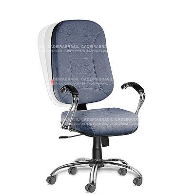Cadeira Presidente Giratória Firenze FRP52 Cadeira Brasil