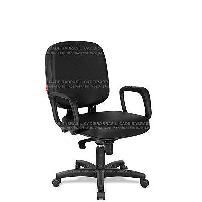 Cadeira Diretor Giratória Bigger BGD01 - Suporta 150kg - Cadeira Brasil