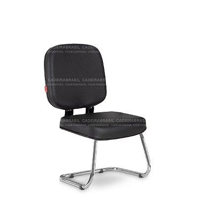 Cadeira Fixa Diretor Bigger BGD53 - Suporta 150kg - Cadeira Brasil