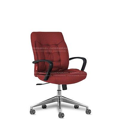 Cadeira Diretor Giratória Ômega OMD51 Cadeira Brasil