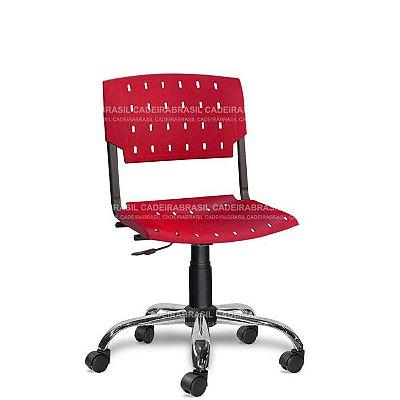 Cadeira Executiva Giratória Pratic PKE56 Cadeira Brasil