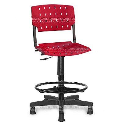 Cadeira Caixa Executiva Giratória Pratic PKE08 Cadeira Brasil