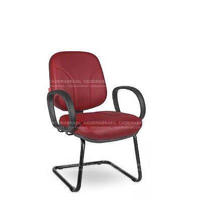 Cadeira Fixa Diretor Operativa OPD03 Cadeira Brasil