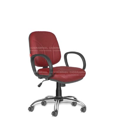 Cadeira Diretor Giratória Operativa OPD51 Cadeira Brasil