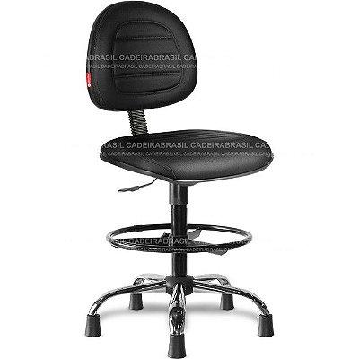 Cadeira Caixa Executiva Giratória Parma PRE58 Cadeira Brasil
