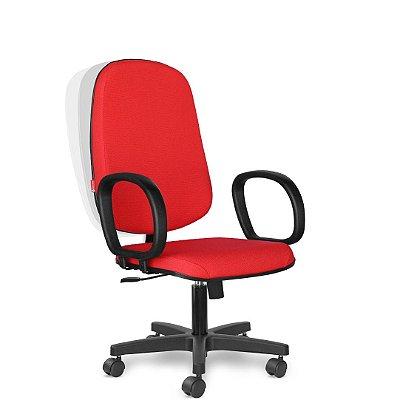 Cadeira Presidente Giratória Basic BAP02 Cadeira Brasil