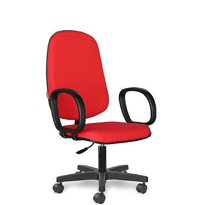 Cadeira Presidente Giratória Basic BAP02E Cadeira Brasil
