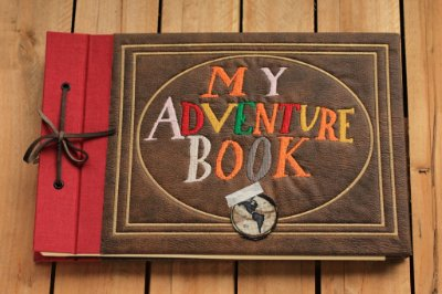 MY ADVENTURE BOOK BODOQUE - àlbum de fotos
