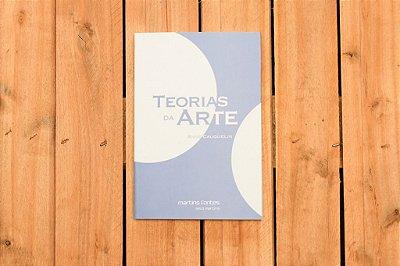 Teorias da Arte - Anne Cauquelin