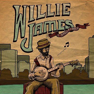 """Pôster """"Willie James"""""""