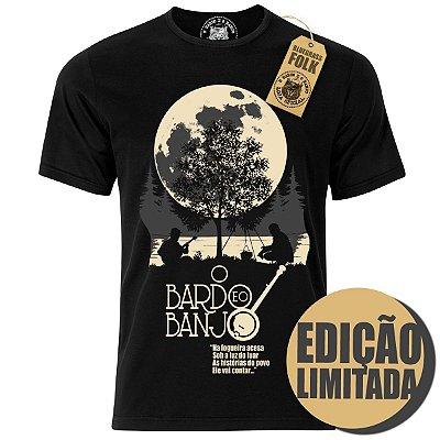 Camiseta Moda de Banjo (Edição Limitada)