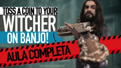 The Witcher no Banjo - Aula Completa