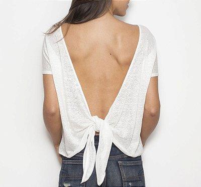 Camiseta Turim Branca