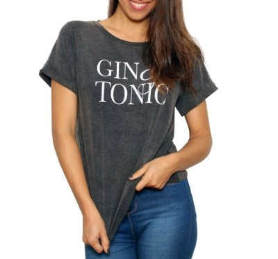 Camiseta Gin & Tonic