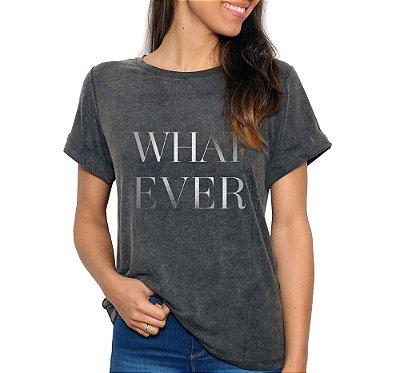 Camiseta Whatever