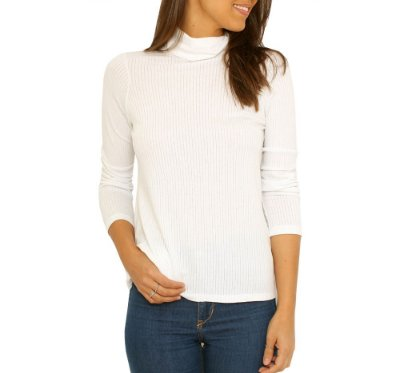 Camiseta Veneza Branca ML