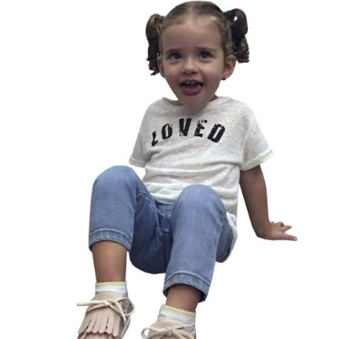 Camiseta Loved Kids