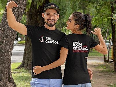 Camiseta Senso Incomum 3