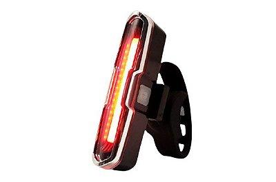 Farol  BikeTraseiro Luz de Advertência Elevado-brilho Bi-color Luz de Advertência