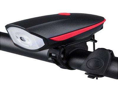 Lanterna para bike Recarregável