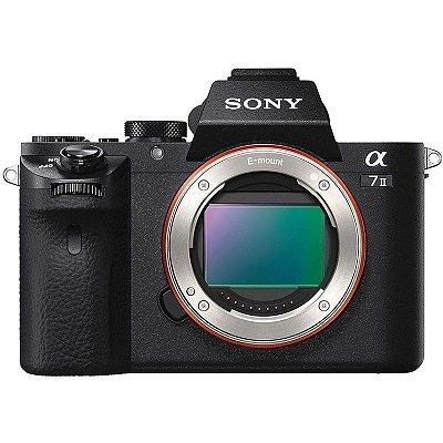 Câmera Alpha a7II - Sony