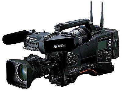 "Câmera AJ-PX380GF 1/3"" AVC-ULTRA Shoulder Mount Camcorder - Panasonic"