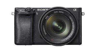 Câmera Sony Alpha A6300 - Com Lente 15-50MM