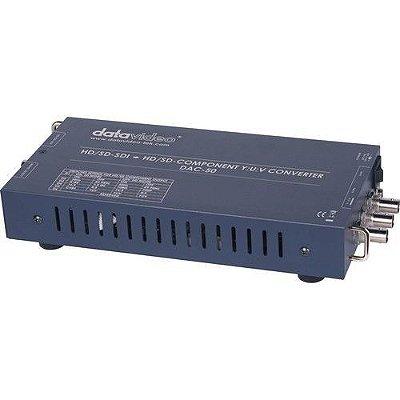 Conversor SDI para analógico DAC-50 - Datavideo