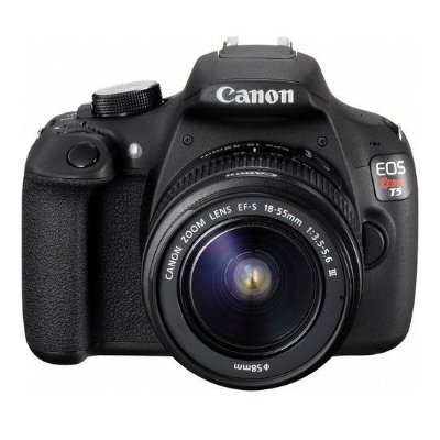 DSLR EOS Rebel T5 - Canon