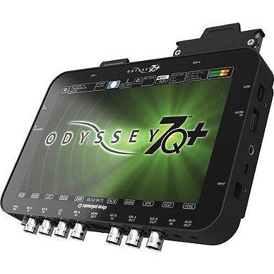 GRAVADOR - MONITOR OLED ODYSSEY7Q+ 4K C/ SDD 2 HDS 256GB E PLATE BAT