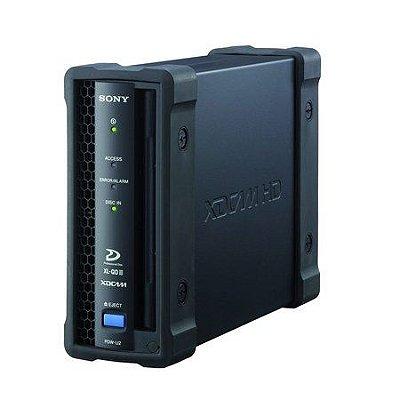 PDW-U2 Unidade de Gravação e Drive para XDCAM - Sony