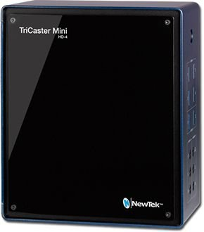 TriCaster Mini HD-4 Advanced - NewTek