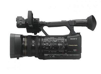 Câmera HXR-NX5R - Sony