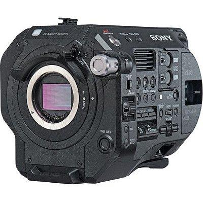 Câmera PXW-FS7M2 XDCAM Super 35 - Sony