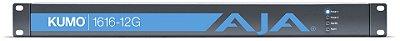 AJA KUMO 1616-12G Roteador compacto 16x16 12G-SDI