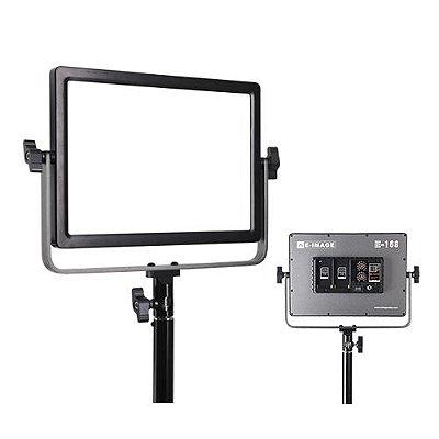 ILUMINADOR E-IMAGE E-168 160 LEDS
