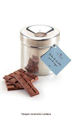 Fondue de chocolate puro de origem