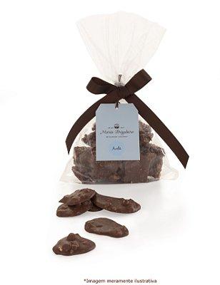 Bocadinho de chocolate ao leite com avelã