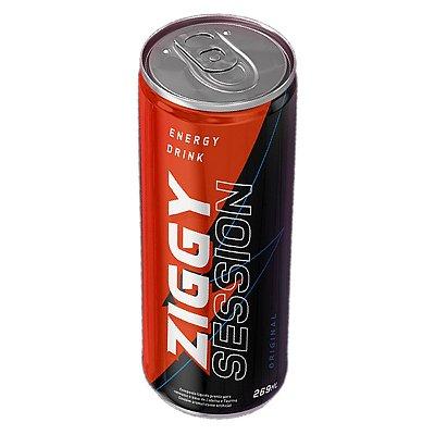 ENERGÉTICO ZIGGY ENERGY DRINK ORIGINAL 269ml