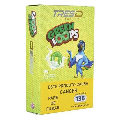 ESSÊNCIA TRESD 50g GREEN LOOPS (PERA)