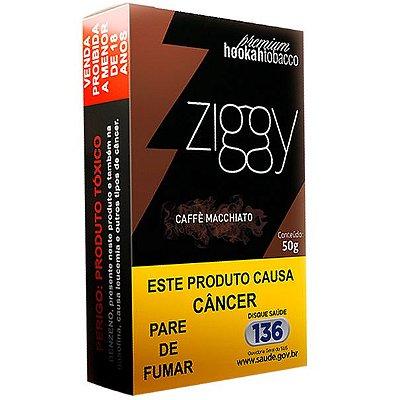ESSÊNCIA ZIGGY 50g CAFFÈ MACCHIATO (CAFÉ)