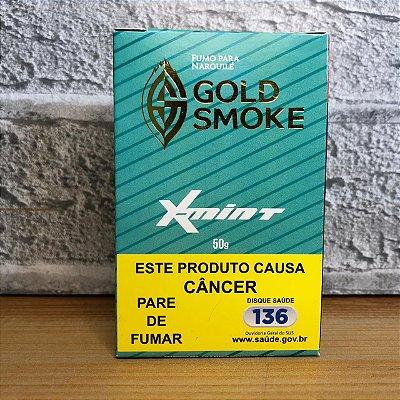 ESSÊNCIA GOLD SMOKE 50g XMINT (MENTA)