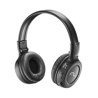 Fone de Ouvido Multilaser Super Bass MP3/FM/Cartão de Memoria PH111