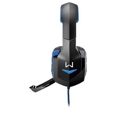 Headset Dual Shock Gamer - Multilaser PH118