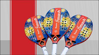 raquetes mini