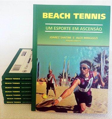 LIVRO - BEACH TENNIS - Um Esporte em Ascensão