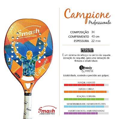 Raquete 2018 SMASH Campione Professionale