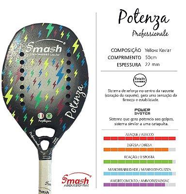 Raquete 2017 SMASH Potenza Professionale