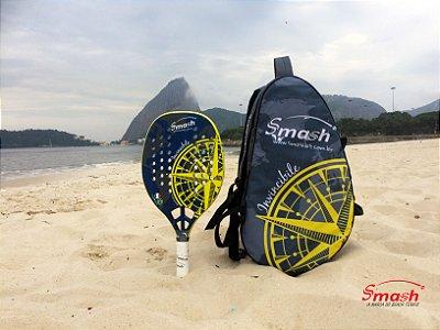Raquete Invincibile Professionale + Raqueteira Invincibile Jumbo